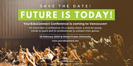 Your Edu Connect 2020 tickets