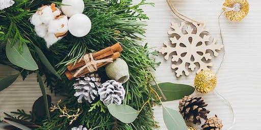 Boho Native Wreath Making Workshop