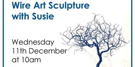 Wire Art with Susie Kenny tickets