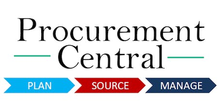 Supplier Briefing: Introducing Procurement Central Enhancements tickets