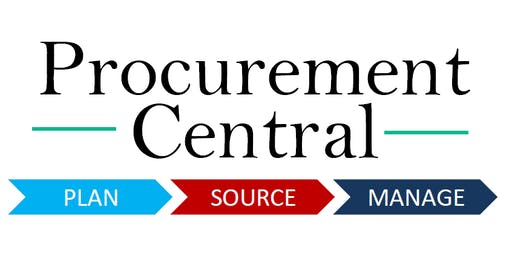 Supplier Briefing: Introducing Procurement Central Enhancements