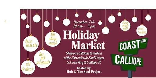 Coast & Calliope Holiday Market