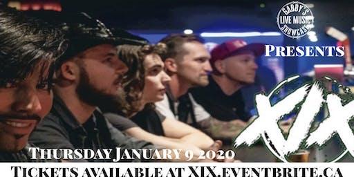 XIX - Gabby's Live Music Showcase