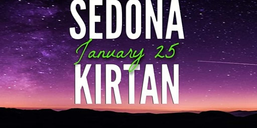 Sedona Kirtan YOGA: New Beginnings
