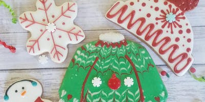 Cookie decorating class/party