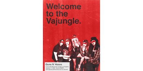 Guns N' Hoses tickets