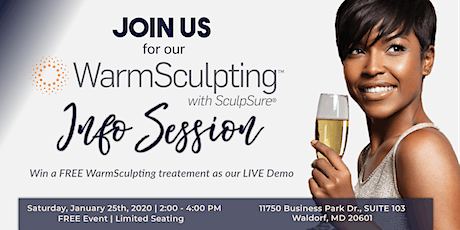 2020 SculpSure Info Session tickets