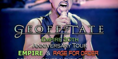Geoff Tate - Empire 30th Anniversary Tour