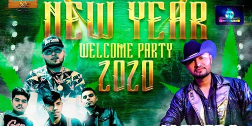 New Year Welcome Party 2020