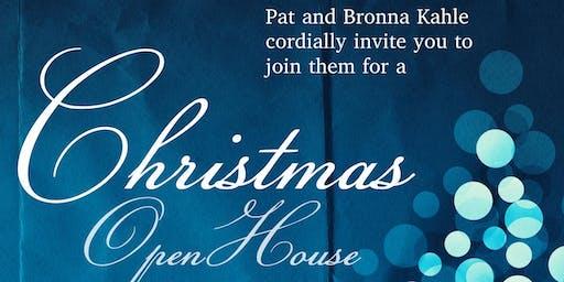 Kahle Christmas Open House