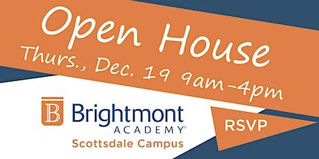 Brightmont Academy - Scottsdale Open House tickets
