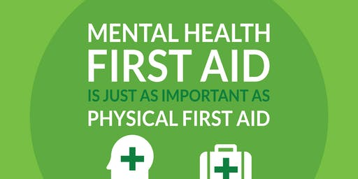 Mental Health First Aid Day 1 (Jan 24/2020) Day 2 (Jan 25/2020)