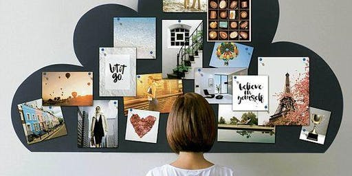 Free School Holiday Event: Create a Vision Board