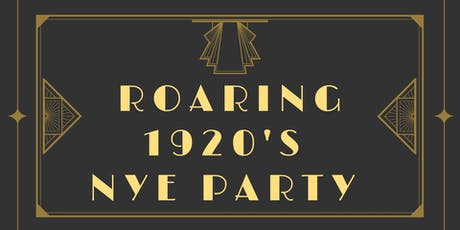 Roaring 20's NYE Party tickets