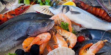 SEAFOOD - How To Cook Great Food tickets