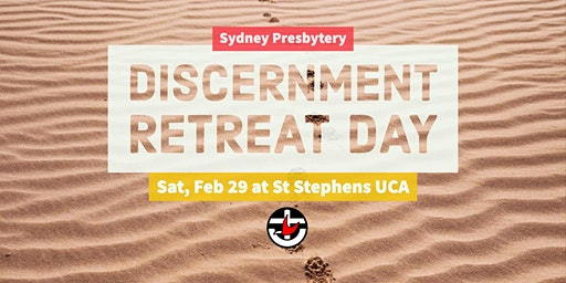 Sydney Presbytery Discernment Retreat Day