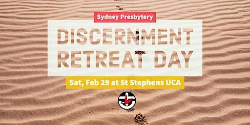 Sydney Presbytery Discernment Retreat Day