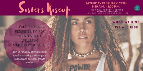 Sisters Riseup: A Women's Worth Event tickets