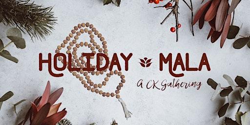 Holiday Mala: Make a Mala and Get Connected