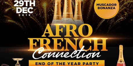 SAUCY-SUNDAYS #AFROFRENCH CONNECTION tickets