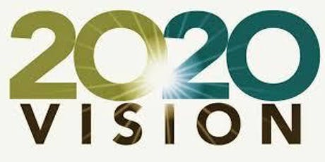 2020 Vision Workshop tickets