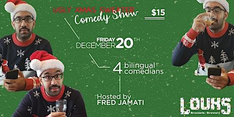 Louks Xmas Comedy Show  tickets