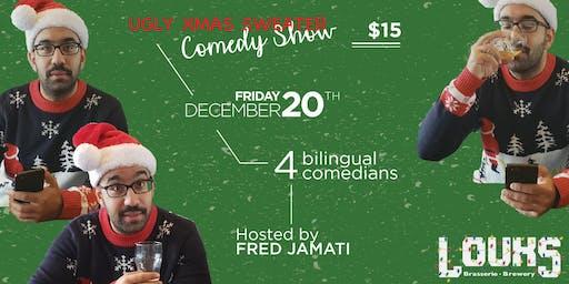 Louks Xmas Comedy Show