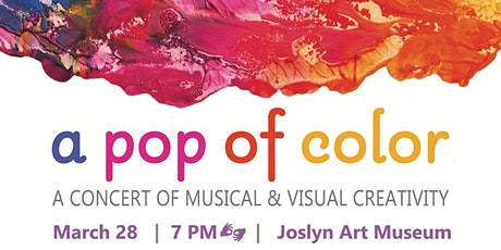 A Pop of Color tickets