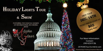 A Capitol Motown Christmas Holiday Lights Tour & Show