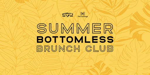 Summer Bottomless Brunch Club