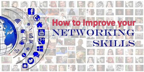 How To Improve Your Networking Skills tickets