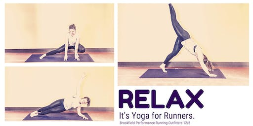 Yoga for Runners - Brookfield PRO