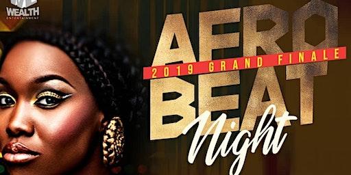 AFROBEAT NIGHT {Afrobeats, DanceHall, Soca, Konpa, HipHop}