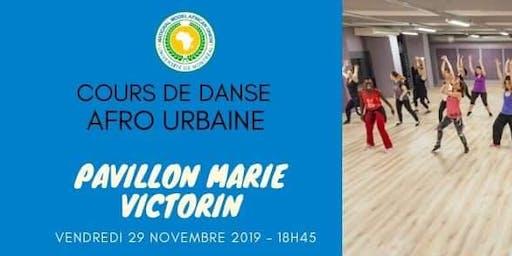 Cours de danse afro-urbaine