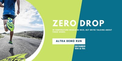 Zero Limits, Zero Degrees Altra Fun Run - PRO MKE