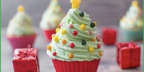 DECORATE HOLIDAY CUPCAKES tickets