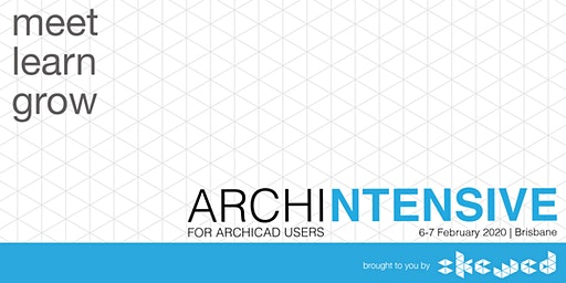 ARCHINTENSIVE for ARCHICAD users