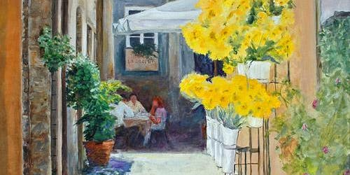 Oil and Pastel Painting Workshop
