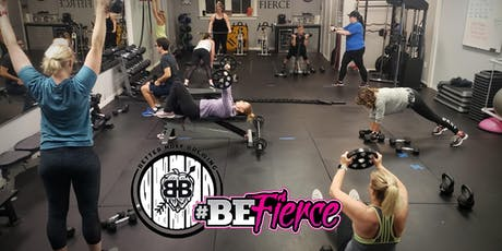 Better Half Bootcamp with Fierce Fitness tickets
