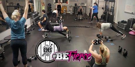 Better Half Bootcamp w/ Fierce Fitness tickets