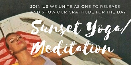 Sunset Yoga/ Meditation  tickets