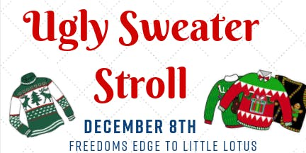 Ugly Sweater Stroll