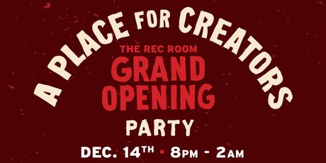 Grand Opening Party tickets