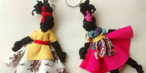 Free Holiday Event: Make your own Abayomi Rag Doll