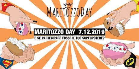 MARITOZZO DAY a Torino biglietti