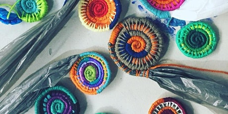 Sustainable Basketry Workshop tickets