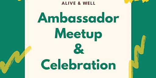 Ambassador Meetup & Celebration- JeffCo