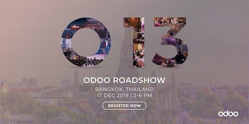 Odoo 13 Tour - Bangkok