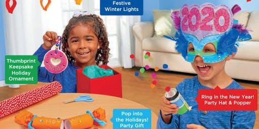 Lakeshore's Free Crafts for Kids Celebrate the Season Saturdays in December (Carson)
