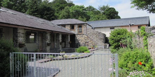 Yoga Retreat at Bryn Llys 4 Star Accomodation in North Wales